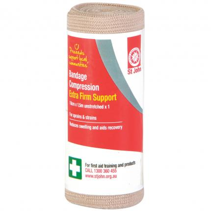 Compression bandage extra firm 10cm x 1.5m